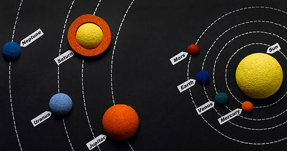 Solarsystem science model