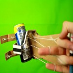 Robotic_Hand, Physics Project