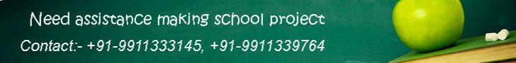 Banner school project