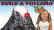 How to make 3rd grade project on Volcano for kids