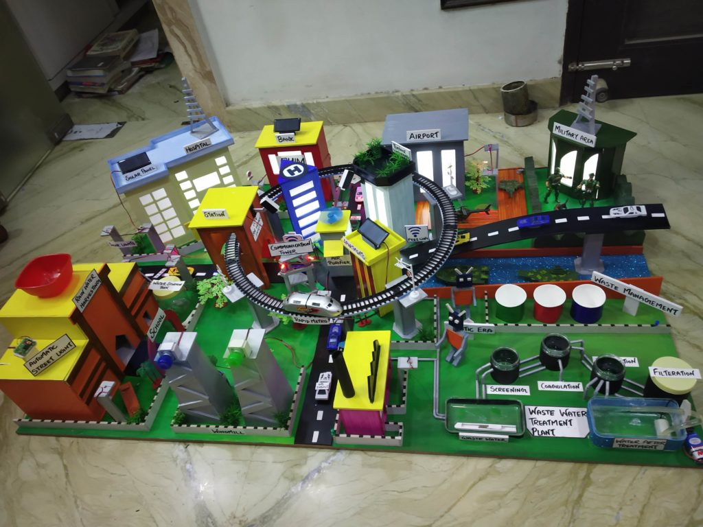 school project makers in delhi